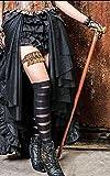 Dark Dreams Gothic Mittelalter LARP Rock Black Mamba - 9