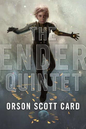 The Ender Quintet: Ender's Game, Speaker for the Dead, Xenocide, Children of the Mind, and Ender in Exile (English Edition) (Bundle Speaker)