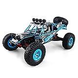 Vehicle AX Motorfahrzeug 1:12 RC Auto 4WD High Speed Off Road Ferngesteuertes Auto 40km / h 2,4 GHz Monster Truck Buggy Racing Spielzeug Elektrofahrzeug Rock Crawler für Kinder und Erwachsene