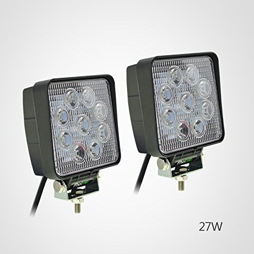 2-X-FARO-DA-LAVORO-LUCE-DI-PROFONDITA-A-LED-27W-10-30V-LED-Lampada-Lavoro-Offroad-Truck-Jeep-Auto-Barca-Mining-ATV-SUV