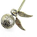 Orologio da Taschino - Boccino d'Oro Harry Potter versione intarsio - High Quality