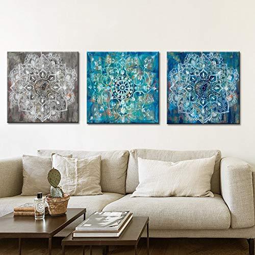 YCOLLC Lienzo Pintura Arte Abstracto Pósters