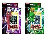 Yu Gi Oh JUEYGO002 - Baraja de Inicio Joey oder Pegasus - Kartenset - Spanische Edition - zufällige Auswahl