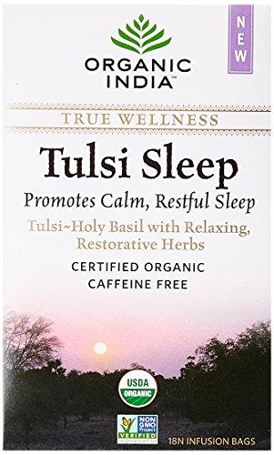 Organic India Tulsi Sleep - 18 Tea Bags