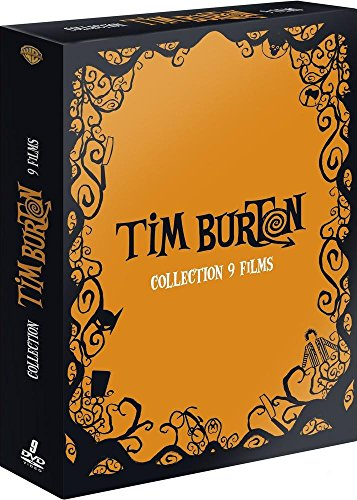 Tim Burton - Coffret 9 films