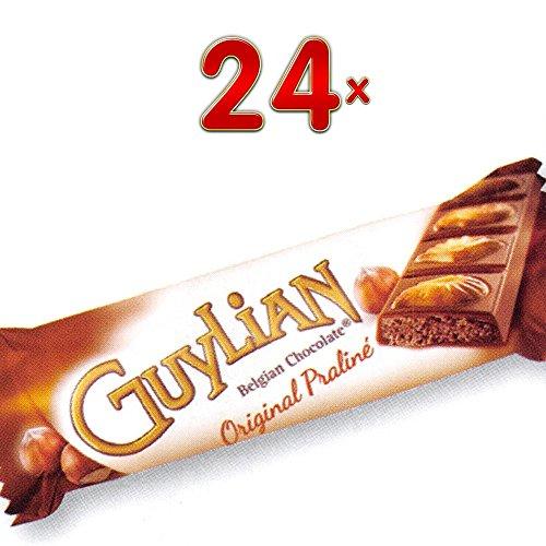 guylian-belgian-chocolate-original-praline-24-x-35g-riegel-belgische-schokolade-mit-nuss-nougat-full