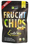 Easy Gourmet - Fruchtchips Exotic Mix Trockenobst Fruchtsnacks - 50g