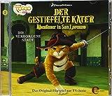 Der gestiefelte Kater - Die verborgene Stadt - Das Original-Hörspiel zur TV-Serie, Folge 1