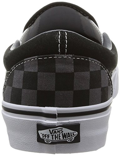 Vans VZMRFJH, Unisex Adults' Low-Top Sneakers, Black ((Checkerboard) black / pewter), 5 UK (38 EU)