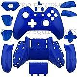 Xbox One Controller Shell Matt Blue(Controller Not Included)