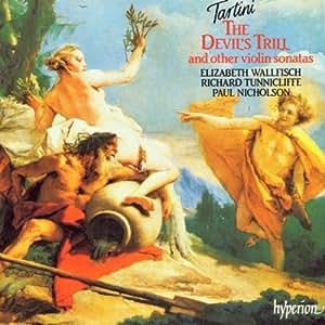 Tartini: The Devil's Trill and other Violin Sonatas /Locatelli Trio