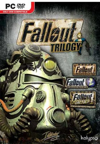 fallout trilogie Fallout Trilogy PC Fallout 1 , 2 & Fallout tactics PC Spanische Version
