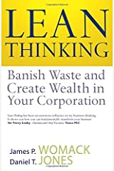 Lean Thinking: Banish Waste And Create Wealth In Your Corporation Paperback