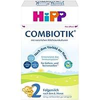 Hipp HiPP 2 BIO Combiotik, 4er Pack (4 x 600 g) - Bio