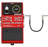 Boss RC-1 Loop Station Looper-Pedal + Keepdrum Patchkabel - Best Reviews Guide