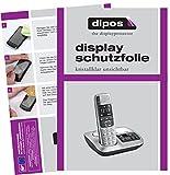 dipos I 6X Schutzfolie klar passend für Gigaset E560A Plus Folie Displayschutzfolie