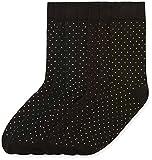 FIND Calze alla Caviglia a Fantasia Uomo, Pacco da 7, Nero (Black), Large