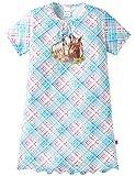 Schiesser Mädchen Nachthemd NICI 1/2, Gr. 98, Mehrfarbig (Multicolor 1 904)