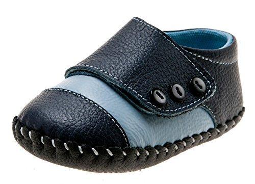 Chaussures bébé cuir souple - Garcon