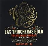 Willie'S Cacao Venezuelan Las Trincheras 80 g (Pack of 12)