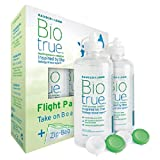 Biotrue Multi Purpose Kontaktlinsenlösung Flight Pack 2x60 ml