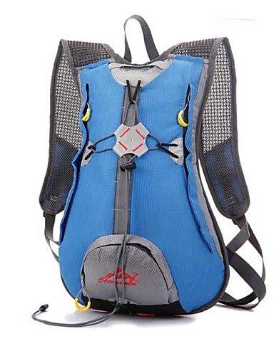 HWB/ 20L L Rucksack Camping & Wandern / Reisen / Radsport Outdoor Wasserdicht / Wasserdichter Verschluß / AtmungsaktivGrün / Rot / Blau / Green