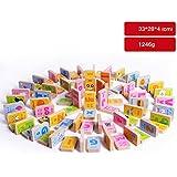 YEWJ Los juguetes educativos de los juguetes de la construcción de los niños, los juguetes educativos de la educación temprana de los niños, los juguetes cognitivos del carácter chino de Digitaces juguete ( Color : Phonetic Recognition )