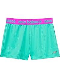 New Balance Girls' Big Girls' Performance Athletic Short