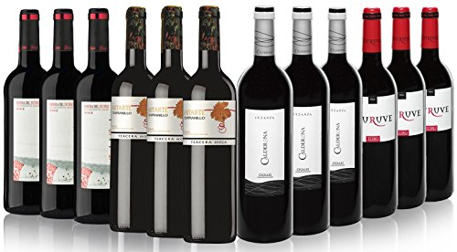 San Jamon- Selección Tintos D.O. Rioja, Ribera del Duero, Toro y Cigales