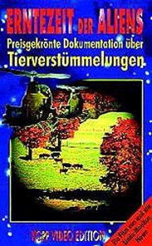 Erntezeit der Aliens (Livre en allemand)