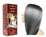 SURYA Brasil - Henna Haarfarbe Creme, Silberfuchs, 1x70ml