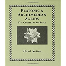 Platonic & Archimedean Solids (Wooden Books) by Daud Sutton (2002-04-01)