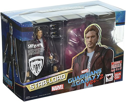 ht Guardians of The Galaxy Star Lord SH Figur ()