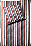 Bruno Banani Bettwäsche Zira rot 135x200 cm + 80x80 cm