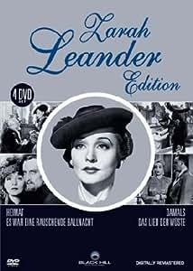 Zarah Leander Edition [4 DVDs]