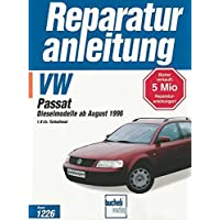 VW Passat. Dieselmodelle ab August 1996 (Generation