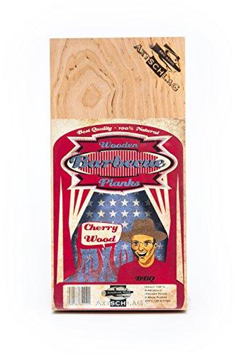 Axtschlag Grillbretter Kirsche, 3 Wood Planks zum ...