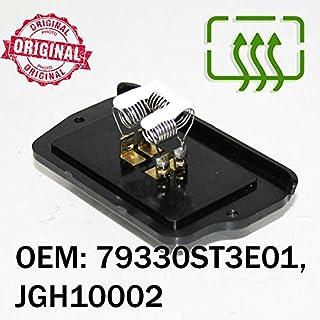 4-Pin Heizwiderstand, Motorlüfter, Gebläsesteuerung, OEM 79330ST3E01 JGH10002