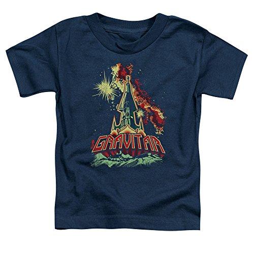 Atari Kleinkinder Blast Off T-Shirt, 3T, Navy (Off T-shirt Blast)