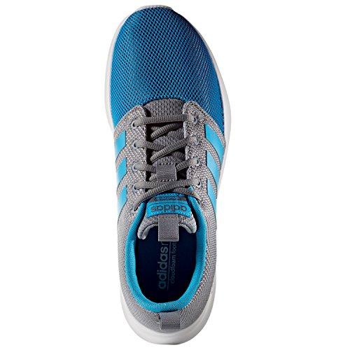 adidas Herren Cloudfoam Swift Racer Laufschuhe Grau/Blau