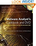 #6: Malware Analyst′s Cookbook and DVD: Tools and Techniques for Fighting Malicious Code