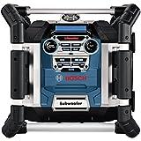 Bosch 06014296W0 GML 50 Professional Baustellenradio, 230 V
