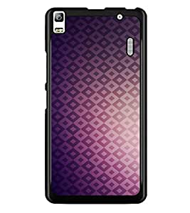 PRINTSWAG PATTERN Designer Back Cover Case for LENNOVO A7000 PLUS