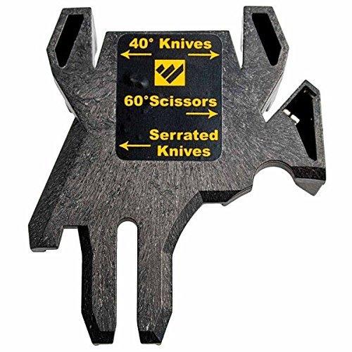 Drill Doctor 56232 Ersatz-Schleifaufsatz f. WSKTS 40° + 60° f. Freizeitmesser u. Scheren