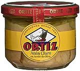 Conservas Ortiz Atún Claro feinster Gelbflossen-Thunfisch in Olivenöl, 1er Pack (1 x 220 g)