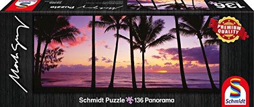 schmidt-spiele-59366-mark-gray-palm-cove-queensland-136-teile-australia-klassische-puzzle