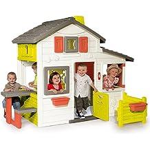 Smoby - Friends House, casa de juguete (310209)