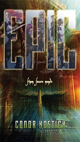 Epic by Conor Kostick (2008-05-15)