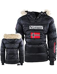 Geographical Norway Parka Acolchada