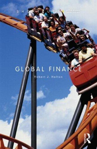 Global Finance (Shortcuts) by Robert J. Holton (2012-04-25)